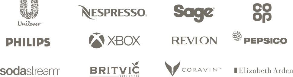 Our experience- logos